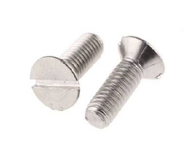 Mild Steel CSK Phillips Machine Screw in Anjaw