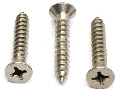 Steel Screw in India